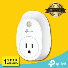 TP-Link HS110 สั่งเปิด-ปิด อุปกรณ์ไฟฟ้าผ่านแอพ Kasa (Wi-Fi Smart Plug with Energy Monitoring)