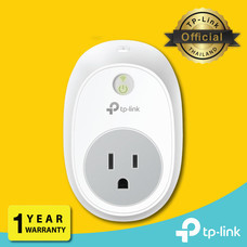 TP-Link HS100 สั่งเปิด-ปิด อุปกรณ์ไฟฟ้าผ่านแอพ Kasa (Wi-Fi Smart Plug)
