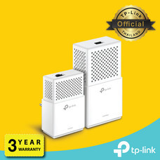 TP-Link TL-WPA7510KIT เปลี่ยนสายไฟเป็นสาย LAN (AV1000 Gigabit Powerline ac Wi-Fi Kit)