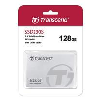 Transcend SSD 128GB : SATA III (R.Max 560 MB/S / W.Max 520 MB/S) : TS128GSSD230S
