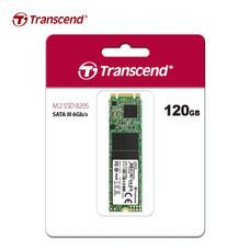 Transcend M.2 SSD 120GB : SATA III : TS120GMTS820S