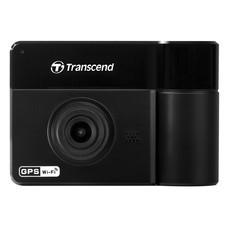 Transcend กล้องติดรถยนต์ DrivePro550 : แถม Memory Card High Endurance 64GB (สินค้ารับประกัน 2 ปี)