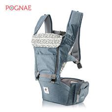 เป้อุ้มเด็ก POGNAE No.5 NEO Blue
