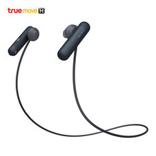 Sony หูฟังอินเอียร์สปอร์ต WI-SP500 - Black