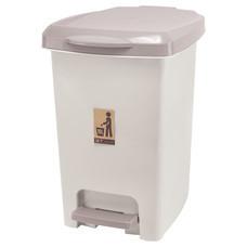 JCJ ถังขยะพลาสติก ถังขยะแบบเหยียบ ขนาด 10 ลิตร รุ่น 2143