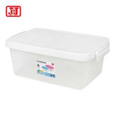 JCJ กล่องเก็บของอเนกประสงค์ ความจุ 20 ลิตร รุ่น 1001 - สีขาว
