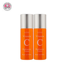 (แพ็คคู่) LANSLEY VITAMIN C RADIANCE TONER BRIGHT AND WHITE (100ML.)
