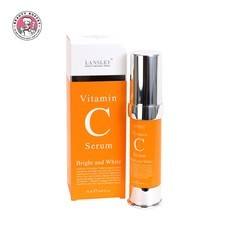 LANSLEY VITAMIN C SERUM BRIGHT AND WHITE  (20ML.)