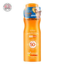 Scentio Ultimate Sun Protection Cooling Spray Face & Body SPF50+ PA+++ เซนทิโอ อัลติเมท ซัน โพรเทคชั่น คูลลิ่ง สเปรย์ เฟส แอนด์ บอดี้ เอสพีเอฟ 50+++