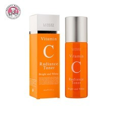 LANSLEY VITAMIN C RADIANCE TONER BRIGHT AND WHITE (100ML.)