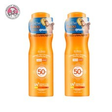 (แพ็คคู่) SCENTIO ULTIMATE SUN PROTECTION COOLING SPRAY FACE & BODY SPF50+ PA+++