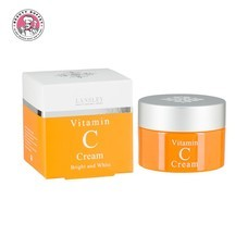 LANSLEY VITAMIN C CREAM BRIGHT AND WHITE  (30ML.)