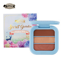 BEAUTY COTTAGE SECRET GARDEN EYESHADOW PALETTE NO.03 DELUX