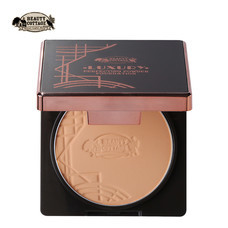 BEAUTY COTTAGE LUXURY PERFECTING POWDER FOUNDATION NO.03