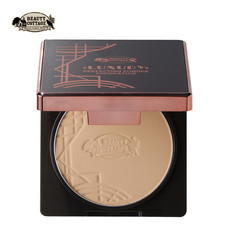 BEAUTY COTTAGE LUXURY PERFECTING POWDER FOUNDATION NO.01