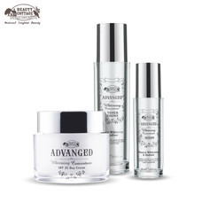 (SET 3 ชิ้น ) BEAUTY COTTAGE ADVANCED WHITENING CONCENTRATE