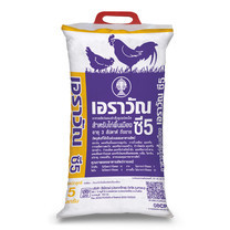 อาหารไก่พื้นเมือง เอราวัณ ซี 5 (5KG)