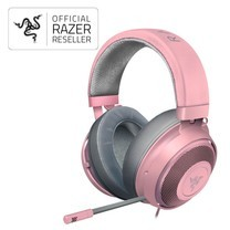 Razer Gaming Headset Kraken Quartz Pink