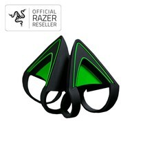 Razer Gaming Accessorie Kitty Ears For Kraken [Green]