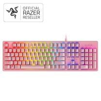 Razer Gaming Keyboard Huntsman Quartz Pink