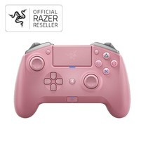 Razer Gaming Controller Raiju Tournament Quartz Pink