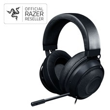 Razer Gaming Headset Kraken Multi Platform Oval-Ear Cooling Gel [Black]