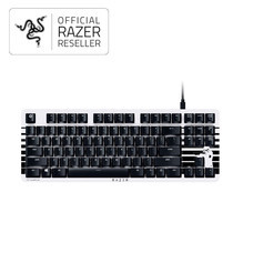 Razer Gaming Keyboard Blackwidow Lite Stormtrooper Collections
