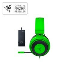 Razer Gaming Headset Kraken Tournament Edition [Green]