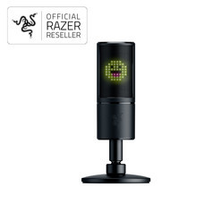 Razer Gaming Broadcaster Microphone Seiren Emote