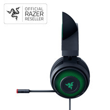 Razer Gaming Headset Kraken Kitty Black Edition