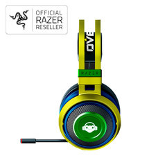 Razer Gaming Headset Nari Ultimate Overwatch Lu'cio Edition