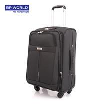 BP WORLD กระเป๋าเดินทาง 20 นิ้ว รุ่น 1186 - สีดำ