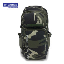 BP WORLD กระเป๋าเป้ CAMO Collection รุ่น P6418GS - สีลายทหาร