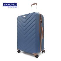 BP WORLD กระเป๋าเดินทาง 29 นิ้ว รุ่น 1867 - สีน้ำเงิน
