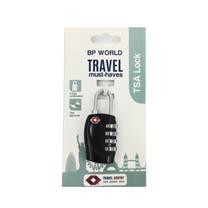 BP WORLD กุญแจล็อค TSA LOCK รุ่น K330 สีดำ