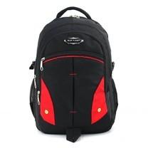 BLUE PLANET กระเป๋าเป้ รุ่น P1406-1 - สีดำ