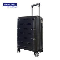BP WORLD กระเป๋าเดินทาง 29 นิ้ว รุ่น 8008 - สีดำ