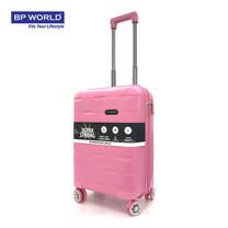 BP WORLD กระเป๋าเดินทาง 20 นิ้ว รุ่น 8008 - สีชมพู