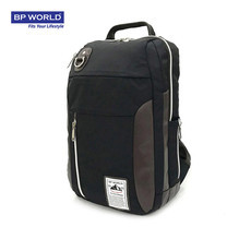 BP WORLD กระเป๋าเป้ รุ่น P003 - สีดำ