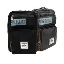 BP World กระเป๋าสะพาย รุ่น B001 มีให้เลือก 2 สี ได้แก่ สีดำ และ สีเทา