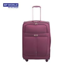 BP WORLD กระเป๋าเดินทาง 24 นิ้ว รุ่น 1186 - สีม่วง