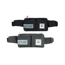 BP WORLD กระเป๋าคาดอก คาดเอว รุ่น C002 มีให้เลือก 2 สี ได้แก่ สีดำ และ สีเทา