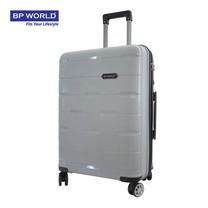 BP WORLD กระเป๋าเดินทาง 29 นิ้ว รุ่น 8008 - สีเงิน