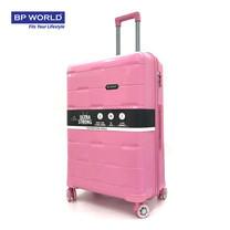 BP WORLD กระเป๋าเดินทาง 29 นิ้ว รุ่น 8008 - สีชมพู