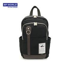 BP WORLD กระเป๋าเป้ รุ่น P006 - สีดำ