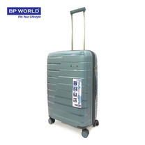 BP WORLD กระเป๋าเดินทาง 25 นิ้ว รุ่น 8505 - สีฟ้า