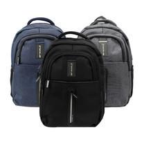 BP WORLD กระเป๋าเป้ รุ่น PN111429 (สีกรม,ดำ,เทา)