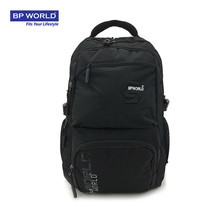 BP WORLD กระเป๋าเป้ รุ่น PN987-BK - สีดำ