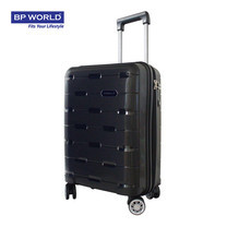 BP WORLD กระเป๋าเดินทาง 25 นิ้ว รุ่น 8008 - สีดำ