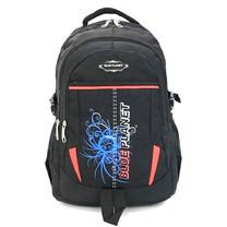 BLUE PLANET กระเป๋าเป้ รุ่น P1406-2 - สีดำ